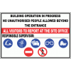 C31 - Construction Site Sign