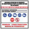 C32 - Construction Site Sign