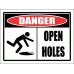 C26 - Open Hole Sign