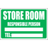 C24 - Store Room Sign
