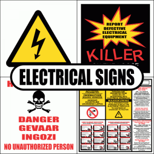 Electrical Signs