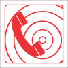 FB7 - SABS Fire Telephone Safety Sign