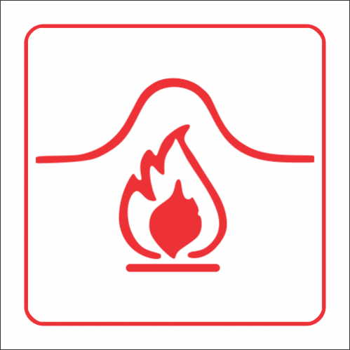 FB9 - SABS Location Of Fire Blanket Safety Sign