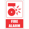FB5E - Fire  Alarm Explanatory Safety Sign
