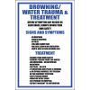 FA4 - Drowning And Water Trauma Sign