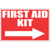 FA37 - First Aid Kit Right Sign