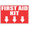 FA35 - First Aid Kit Sign