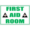 FA53 - First Aid Room Sign