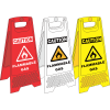 FS31 - Flammable Gas A-Frame Floor Stand