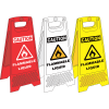 FS30 - Flammable Liquid A-Frame Floor Stand
