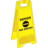 FS26 - No Entry A-Frame Floor Stand