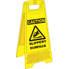 FS28 - Slippery Surface A-Frame Floor Stand