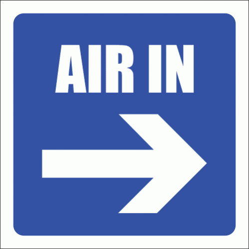 GAS12 - Air In Sign