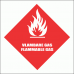 GAS19 - Flammable Gas Sign