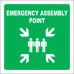 GA26 - Emergency Assembly Point Sign