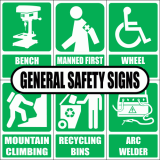 General Information Signs