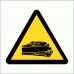 WW25 - Confined Gases Safety Sign