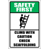 LD5 - Safety First Climb With Caution Sing