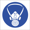 MV2 - SABS Respiratory Protection Safety Sign