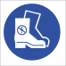 MA27 - Anti Static Shoes Safety Sign
