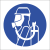 MA17 - Breathing Apparatus Safety Sign