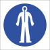 MV24 - Thermal Suit Safety Sign