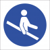 MA3 - Use Handrail Safety Sign