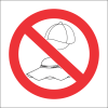 PR42 - No Hats Sign
