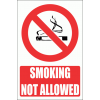PV1E - No Smoking Explanatory Safety Sign