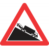 W324 - Slow Moving Heavy Vehicle Road Sign