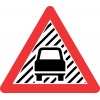 W354 - Reduced Visibility Road Sign