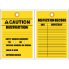 STC2 - Caution Restriction Tag