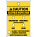 STC13 - Scaffold Inspection Tag