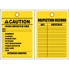 STC5 - Special Caution Tag