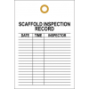 STI3 - Scaffold Inspection Record Tag