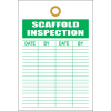 STI5 - Scaffold Inspection Tag