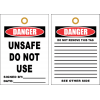 STU18 - Danger Unsafe Tag