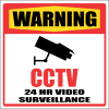 SE27 - Warning CCTV Sign