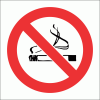SM1 - No Smoking Sign