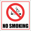 SM2 - No Smoking Sign