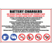 WF2 - Battery Chargers Sign